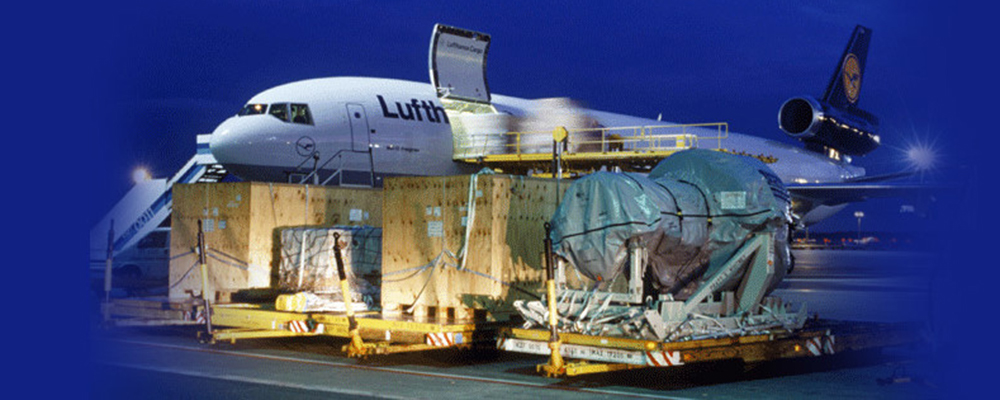 Air Freight Logistics Services