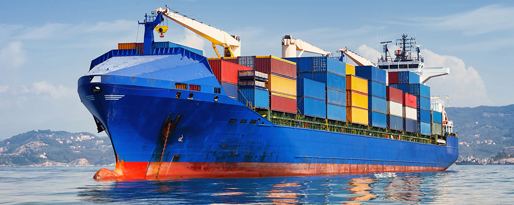 Sea Freight Logistics Services